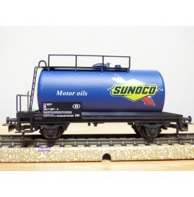 Märklin  Vanbiervliet 4441.811,  wagon citerne  SUNOCO Oils  SNCB   neuf  BO