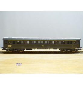 RIVAROSSI  Tren Hobby 12535, kit monté d' une voiture à compartiments 1 Kl. type Az 52108 FS