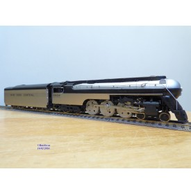 KEY Custom Series  108, loco 4 6 4   Hudson Class J-3a  Empire State Express  NYC    BO