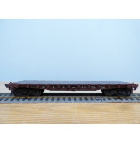FLEISCHMANN 1425-1a, wagon plat ( flat car ) New York Central   NYC   BO