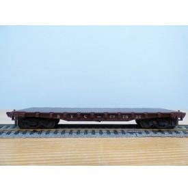 FLEISCHMANN 1425-1a, wagon plat ( flat car ) New York Central   NYC   BO