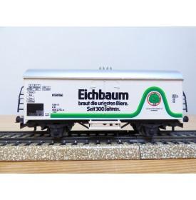 Märklin  82024 / 4415,  wagon couvert réfrigérant  Ichqrs 377  EICHBAUM   DB  Neuf   BO