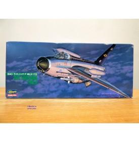 HASEGAWA  01622, intercepteur  anglais  BAC  Lightning F  Mk.6      Neuf   BO  1/72