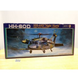 FUJIMI F3, hélicoptère SIKORSKY  HH-60D  Night Hawk   USAF  Neuf   BO   1/72