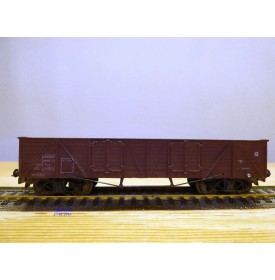 VB  653, wagon tombereau à bogies  brun  type Tyw   SNCF   neuf  BO