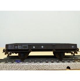 VB  628,  wagon plat  à 2 essieux  type  NNT ouw   SNCF    neuf  BO