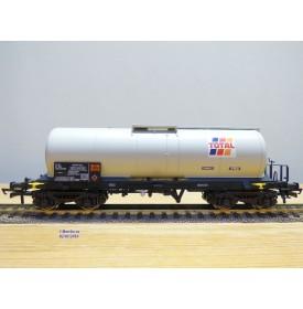 ELECTROTREN  5826K, wagon citerne  TOTAL   SNCF  neuf   BO