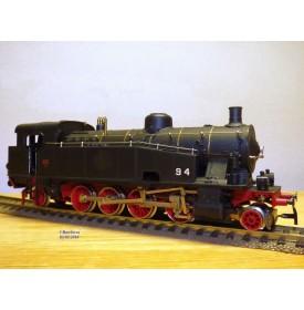 Rivarossi  ( Tren Hobby ) véro 11114,  locotender 141T   série 940   N°: 940 104  FS    BO