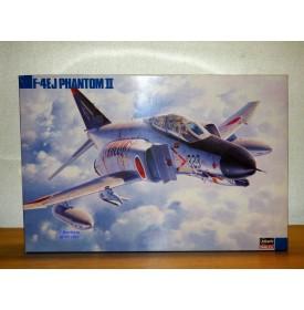 HASEGAWA  04107,  Mac Donnell Douglas F-4EJ PHANTOM II   Neuf   BO  1/72