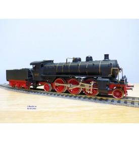 Rivarossi  véro Tren Hobby 11123,  loco Prairie 131   série 680     N°: 680 102  FS   BO