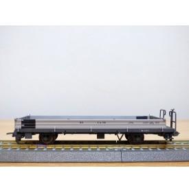 BEMO 2267 101, wagon plat long type K-w  N° 7501  RhB  neuf  BO