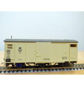 BEMO  3005, wagon couvert à 3 essieux  type G N° 480   DB   BO   HOe