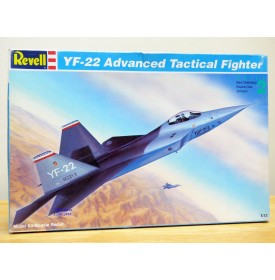REVELL 4461, Lockheed   YF- 22  advanced tactical fighter   neuf    BO  1/72