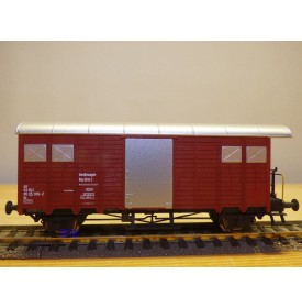 AKU 1080 4-F, wagon couvert atelier type Xs  BLS   neuf BO