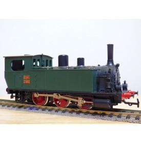 Rivarossi  véro 1129, locotender 030T série 270 FNM  BO