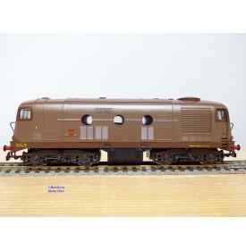 RIVAROSSI  véro 1779, loco diesel Bo Bo  Breda  série D 341-202    FS   neuf   BO
