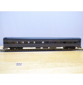 RIVAROSSI  2642, voiture lits ( smooth side roomette ) American Forum  UP Pullman  Neuf  BO