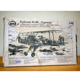 MPM  480032, KOKUSAI  Ki-86  Cypress neuf  BO  1/48