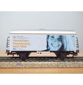 Märklin 2005724 / 4415,  wagon couvert  réfrigérant    Münchener Hypothekenbank eG   DB   Neuf   BO