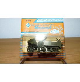 ROCO Minitanks Z-279  half track  anti aérien M16 neuf BO 1/87
