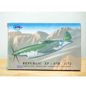 MPM  72017, REPUBLIC XP-47H  Thunderbolt  neuf  BO  1/72