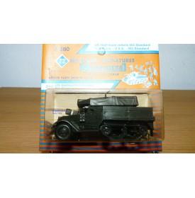 ROCO Minitanks Z-280  half track  standard M3 neuf BO 1/87