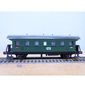 FLEISCHMANN 1404, voiture  2 Kl. type  Ci 29  Donnerbuchsen   DB   neuf   BO