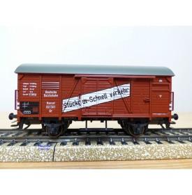 Märklin 4692 / 2995,  wagon couvert type Gr  Stückgut Schnellverkehr    DR   Neuf