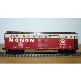 PENN LINE  400 wagon couvert ( boxcar ) MONON ( Louisville & Nashville ) BO