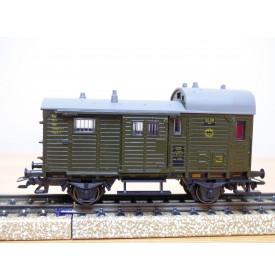 Märklin 4699 / 2995,  fourgon marchandises  type Pr 14   DRG   Neuf