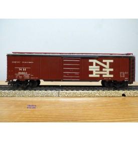 Märklin   4573, wagon couvert ( boxcar ) NEW HAVEN  Neuf  BO