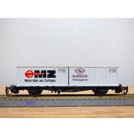 ROCO echt 37551, wagon couvert DB Cargo DB AG Neuf BO