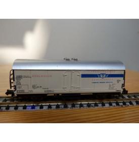 FLEISCHMANN  8320,  wagon couvert réfrigérant   Transthermos Kühlverkehr  BO   N