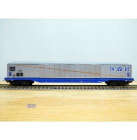 LIMA véro  30 320, wagon à parois coulissantes Habis   EVS  SNCF  neuf    BO