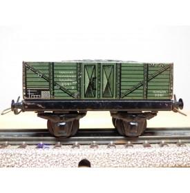 TRIX EXPRESS  20 / 88 . 4, wagon tombereau à charbon