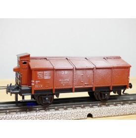 TRIX EXPRESS  20 / 88, wagon tombereau à toit clapets