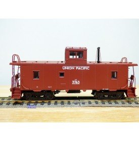 TRIX  24901 , wagon de queue ( caboose )   UNION PACIFIC   Neuf   BO