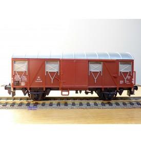 TRIX Express International  / Röwa  3665, wagon couvert type Gmmehs    DB  neuf  BO