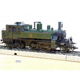 Märklin  37135, locotender 122 T  Br 73 ( DXII ) K.B.Sts.B.    BO