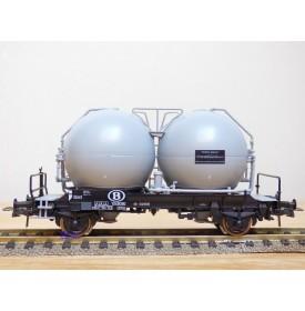ROCO 46879, wagon  silos SNCB  NMBS     Neuf    BO