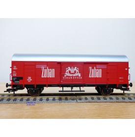 FLEISCHMANN 5304 K, wagon couvert type Gl 11  ZUBAN   DB   neuf   BO