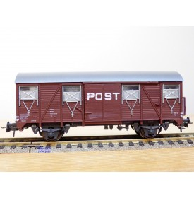 Roco 4373,  wagon couvert  POST   NS    neuf   BO