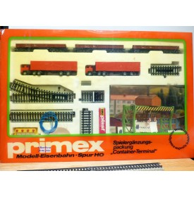 PRIMEX ( Märklin )  2771, coffret complémentaire Container Terminal DB  Neuf   BO