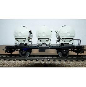 PRIMEX ( Märklin )  4584 Camion et wagon cirque SARRASANI  Neuf  BO