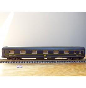 RIVAROSSI 9530 / 2686, voiture  lits type MU  Hansa     N°: 4740   CIWL   SNCF   neuf  BO