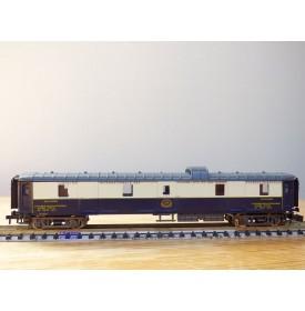 RIVAROSSI 9664,  fourgon à bagages   N°: 1271  M   CIWL SNCF    BO