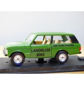 Verem  ????, range rover Landelles 2003  BO