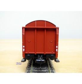 FLEISCHMANN  5338,  wagon à parois coulissantes type Hbis 299  MIELE    neuf    BO