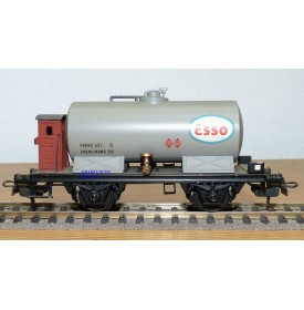 ELECTROTREN 907/2 wagon citerne à guérite ESSO RENFE