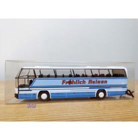 Rietze SM-City2x88-020, autocar de voyage NEOPLAN Cityliner  N116  Fröhlich Reisen    Neuf   BO